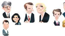 Présidentielle de 2022 : Bertrand, Hidalgo, Jadot... découvrez les 11 scénarios de notre sondage