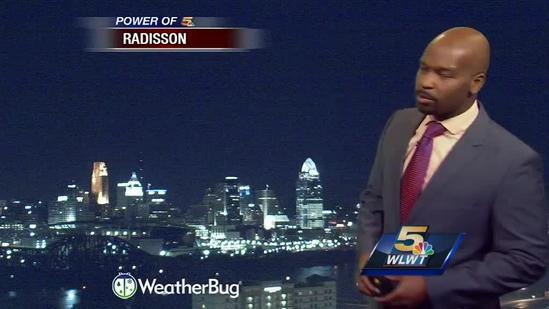 Cold Showers Overnight