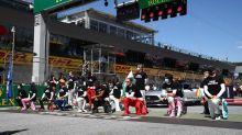 Piloti contro il razzismo, Leclerc e Verstappen non si inginocchiano