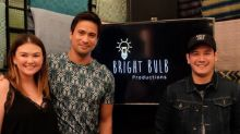 Sam Milby, John Prats, Angelica Panganiban establish company