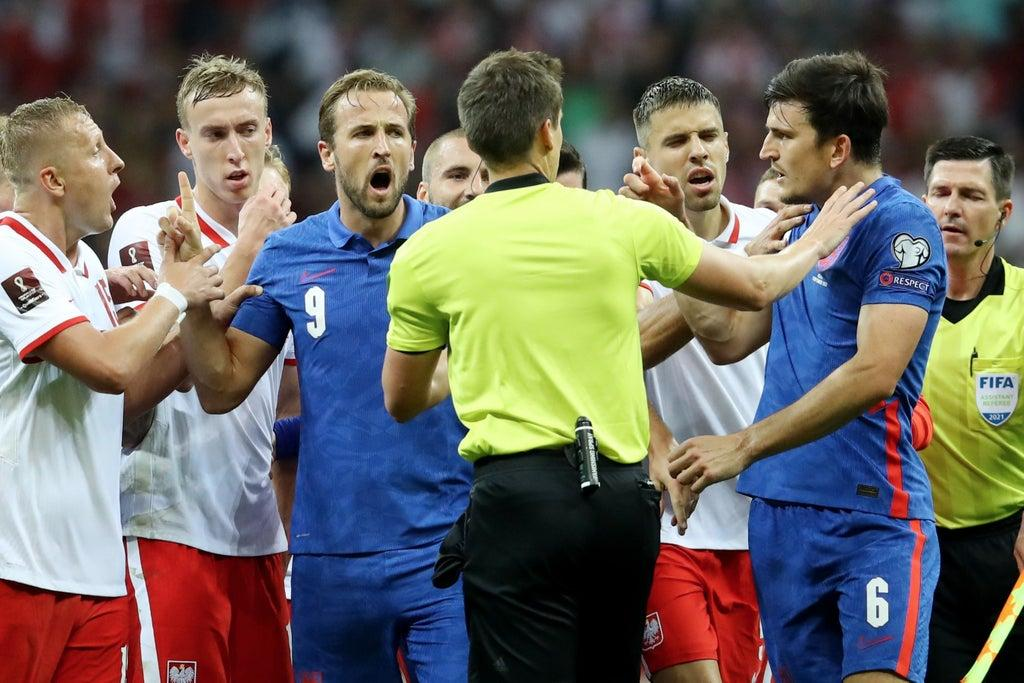 England demand answers over bust-up in Poland as FIFA launch investigation