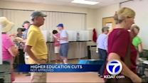 Rio Rancho votes against changing higher education tax
