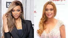 Tyra Banks Tells Former Co-Star Lindsay Lohan That 'There is No Life-Size Without You'
