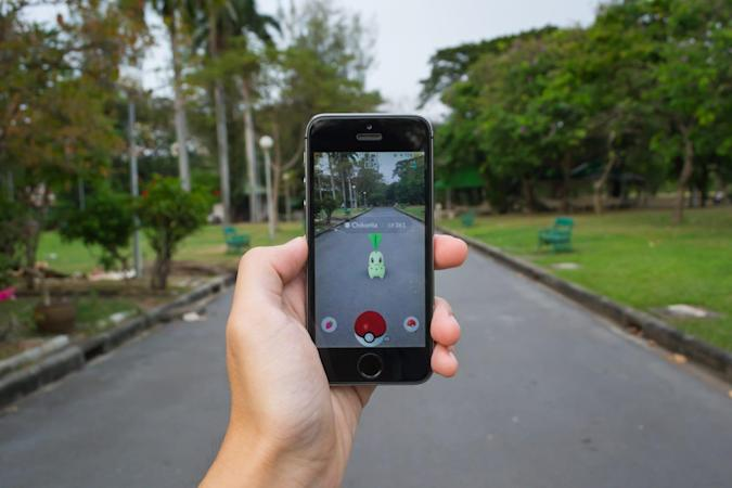 'Pokémon Go' will let you play with your friends' monster pals in AR