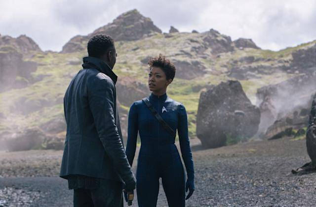 What's on TV this week: 'Star Trek: Discovery' and 'Social Distance'