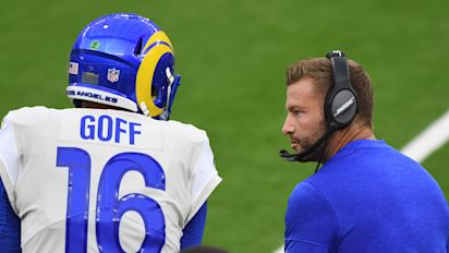 McVay guilty over Goff: 'I could have done better'