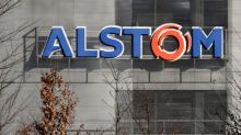 Alstom shares slide as top shareholder Bouygues cuts stake