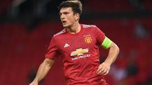 Maguire will remain Man Utd captain, Solskjaer confirms