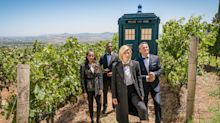 Jodie Whittaker on Doctor Who's place in the age of superheroes: 'It's about brains, not violence' (exclusive)