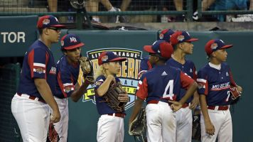 LLWS coach delivers inspiring speech after loss