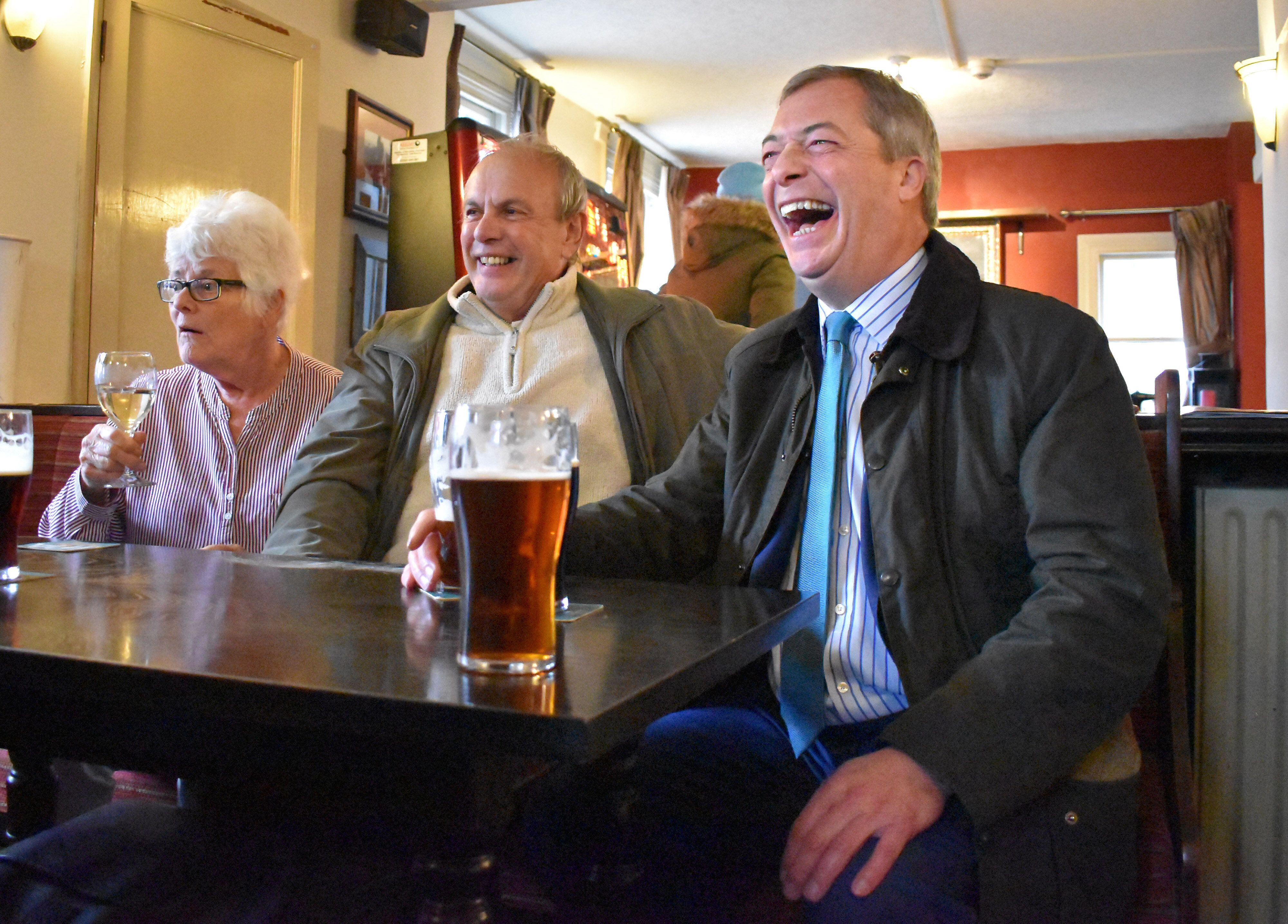 Brexit Party Falls Short Of The 300 Election Candidates Promised By Nigel Farage