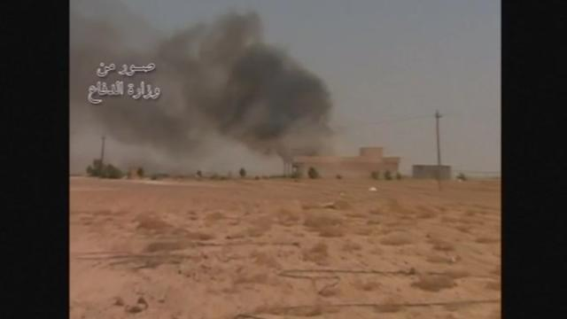 Iraqi forces, ISIL battle for Tikrit