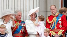 What Do George And Charlotte Call Camilla?