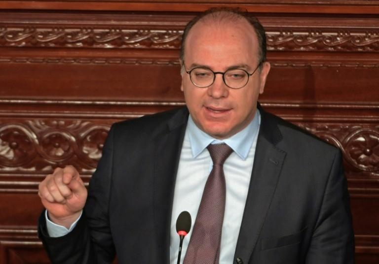 Elyes Fakhfakh became Tunisian prime minister in February after months of deadlock