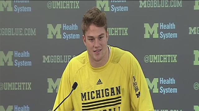 Michigan expects physical test at Michigan State