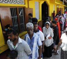 Muslim voters attacked in Sri Lanka presidential election