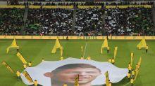 Hinchas de Nantes honran a Sala; Neymar, a Bryant