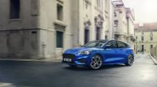Next-generation Ford Focus revealed with five variations