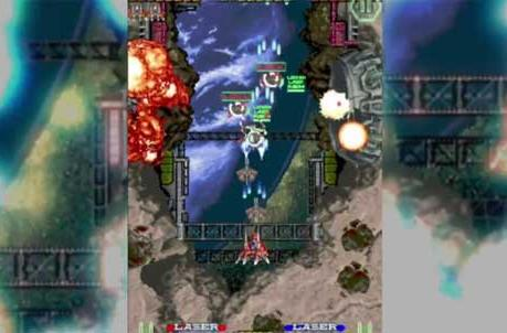 Taito's Rayforce shmup coming to iOS this winter