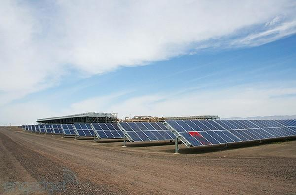 First solar-geo plant blooms in Nevada's high desert