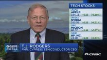 China needs our chips badly: Fmr. Cypress CEO