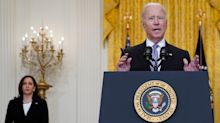 Over 50 House Republicans call on Biden to replace Harris in leading immigration efforts at US-Mexico border