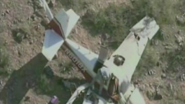 Bakersfield Woman Dies After Plane Crashes