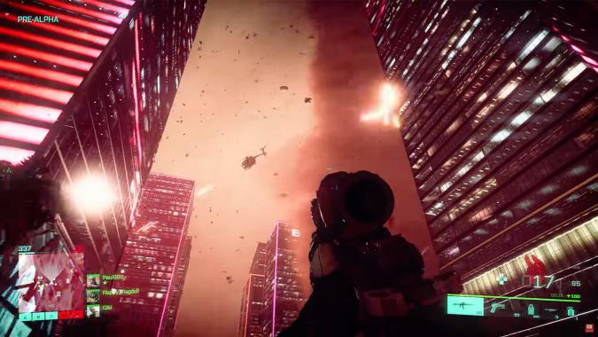 'Battlefield 2024' gameplay trailer