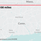 See what the fight over the wall boils down to: 200 miles on a 2,000-mile border