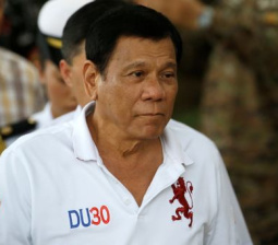 Philippines' Duterte wants to 'open alliances' with Russia, China