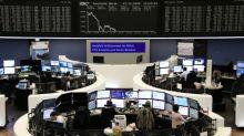 Ações europeias recuam para níveis de 2016 à medida que suporte de Wall Street evapora