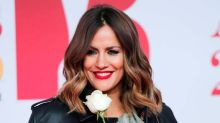 Caroline Flack left note saying she wanted to 'find harmony' with boyfriend Lewis Burton, inquest hears