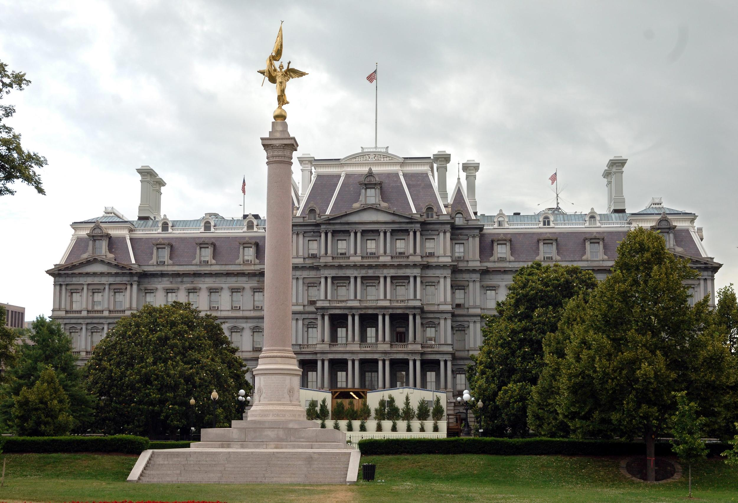 White House cafeteria closed after positive coronavirus test