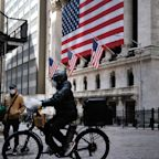 Major indices open in the green, rallying for second day in a row