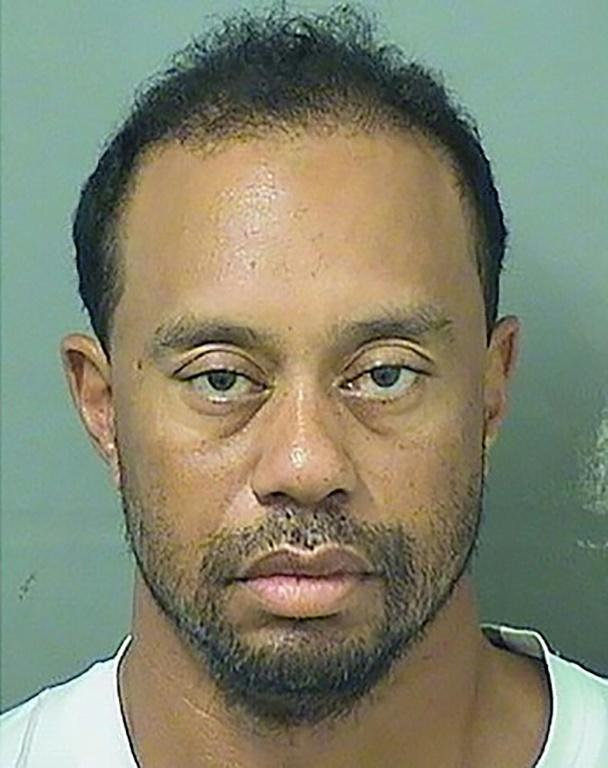 Tiger Woods Held Of Drinking Driving