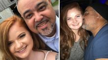 Couple in 27-year age gap relationship mistaken for father and daughter