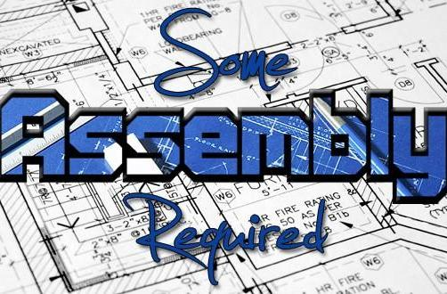 Some Assembly Required: Issue #1