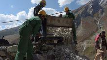 Rubies, the buried treasures of Pakistani Kashmir