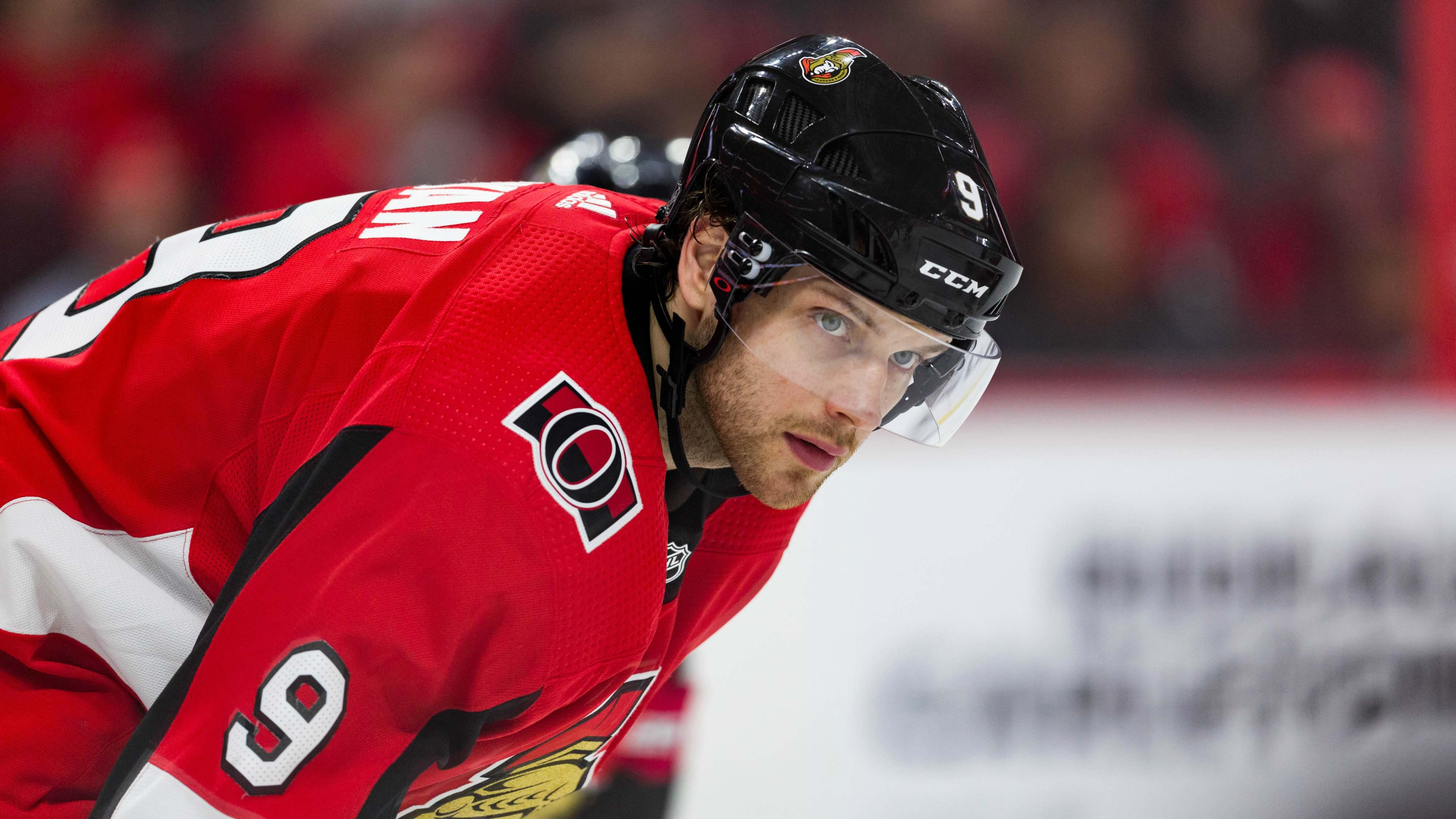 Senators Bobby Ryan Scores Hat Trick In First Home Game Since
