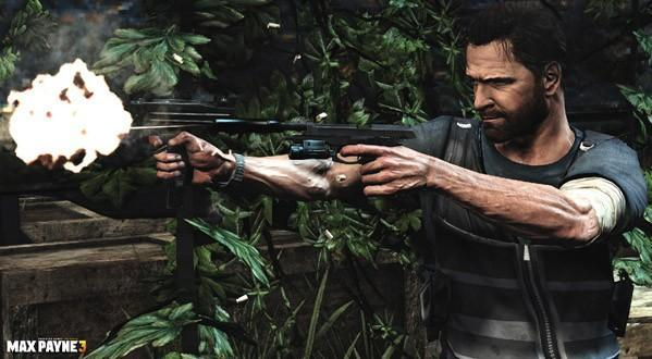 Max Payne 3's first PC screens leap out of cover