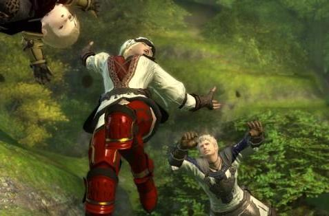 Persistent issues and Final Fantasy XIV