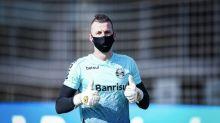 Paulo Victor completa três anos no elenco do Grêmio