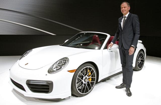 Porsche chief is no fan of self-driving cars