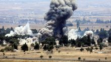 Russian-backed air strikes hit Islamic State in southern Syria: sources