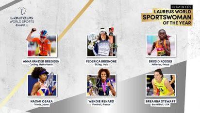 Sci, Brignone candidata a Laureus World Sportswoman of the year