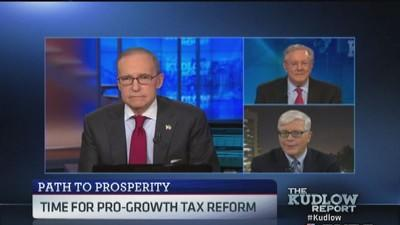 Tax reform on the table is good: Steve Forbes