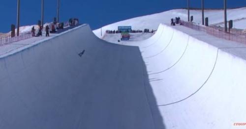 Ski - ChM - Championnats du monde de ski freestyle : Les qualifications du ski halfpipe femmes à suivre en live vidéo