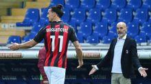 Pioli: 'Dico sì al riscatto di Tomori, a Donnarumma consiglio di stare al Milan. Ibra sul rosso mi ha detto che...'