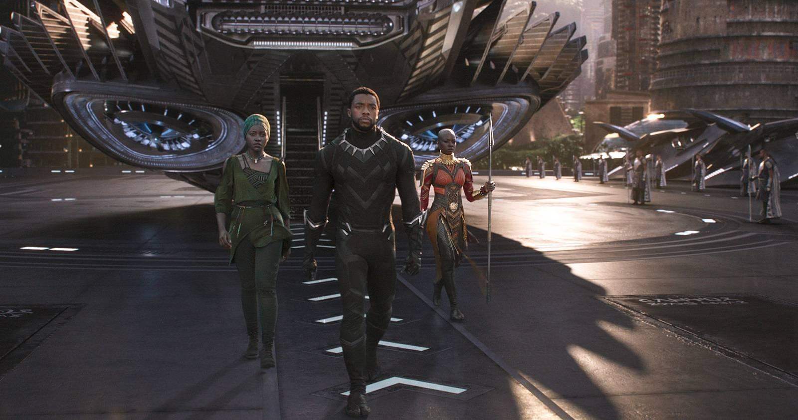 Marvel's new Black Panther actor might have been revealed - Yahoo Entertainment