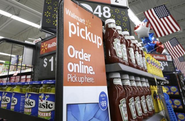 Walmart tries using blockchain to take unsafe food off shelves